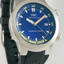 IWC Aquatimer Automatic Aço 42mm Preto