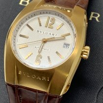 Bulgari Ergon Yellow gold 35mm White