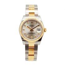 Rolex Lady-Datejust neu 2018 Automatik Uhr mit Original-Box und Original-Papieren 178273