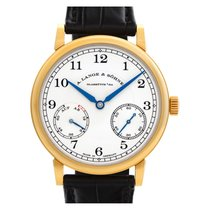 A. Lange & Söhne Yellow gold 39mm Manual winding 234.021 pre-owned