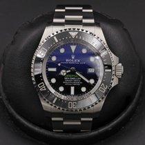 Rolex Acero Negro 44mm usados Sea-Dweller Deepsea