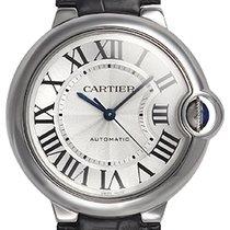 Cartier Ballon Bleu 36mm neu Automatik Uhr mit Original-Box und Original-Papieren W69017Z4