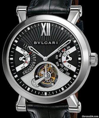 72505c77092 Bulgari Platinum Tourbillon Perpetual Calendar Solirio SB43PTBPC for   181