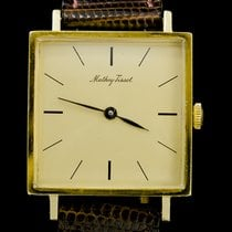 Mathey-Tissot Yellow gold 28mm Manual winding pre-owned