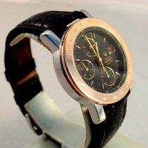 Girard Perregaux GP 7000 STEEL / ROSE GOLD CHRONOGRAPH