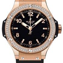 Hublot Big Bang 38 mm new Quartz Watch with original box