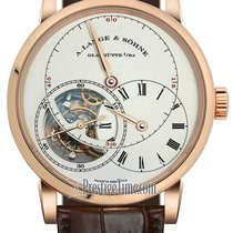 A. Lange & Söhne Rose gold 41.9mm Manual winding Richard Lange new United States of America, New York, Airmont