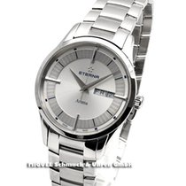 Eterna Artena Steel 40mm Silver