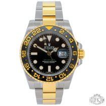 Rolex GMT Master ii | Steel and Gold with Ceramic Bezel |...