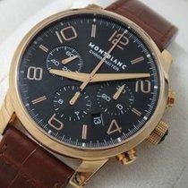 Montblanc Timewalker Chronograph Gold 18K