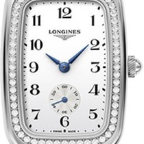 Longines Equestrian Steel 24.7mm White United States of America, New York, Airmont