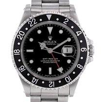 Rolex Gmt Master en acier Ref : 16700 Vers 1991