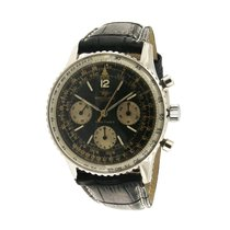 Breitling 806 Steel 1960 41mm pre-owned United States of America, New York, New York