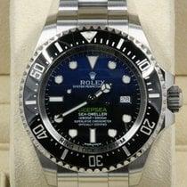 Rolex Blue Deep-Sea Model 116660 James Cameron Box & Papers