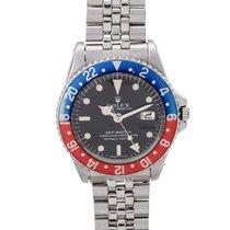 Rolex GMT-Master I 1675 I MK1 Dial Long E