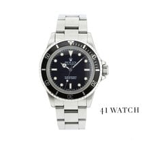 Rolex Submariner 5513 Full Set 1987