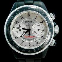 Chanel J12 Titane 41mm Gris Arabes