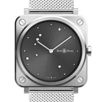 Bell & Ross BR S Otel 39mm Roz Arabic
