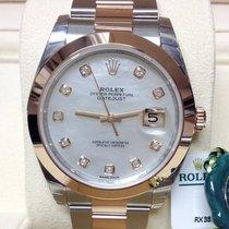 Rolex 126301 Or/Acier 2018 Datejust 41mm nouveau