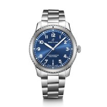 Breitling A17314101C1A1 Steel 2018 Navitimer 8 41mm new United States of America, Florida, Boca Raton