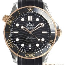 Omega 210.22.42.20.01.002 Staal 2019 Seamaster Diver 300 M 41mm nieuw