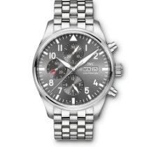 IWC Pilot Spitfire Chronograph IW377719 new