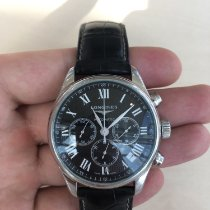 Longines Master Collection pre-owned 41mm Chronograph