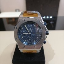 Audemars Piguet Steel 42mm Automatic 25721ST/O/1000ST/01 pre-owned