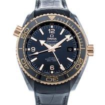 Omega Seamaster Planet Ocean 215.63.46.22.01.001 2010 подержанные