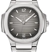 Patek Philippe Nautilus Steel 35.2mm Grey United States of America, New York, New York