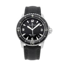 Blancpain Fifty Fathoms Steel 45mm Black Arabic numerals United States of America, Pennsylvania, Bala Cynwyd