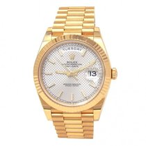 Rolex Or jaune 40mm Remontage automatique 228238 occasion