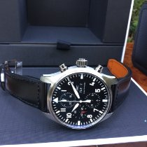 IWC Steel 43mm Automatic IW377709 new United States of America, California, Costa Mesa