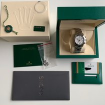 Rolex ny Automatisk 40mm Stål Safirglas