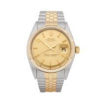 Rolex 1601 Gold/Steel 1994 Datejust 36mm pre-owned United Kingdom, Bishop's Stortford