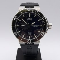 Oris Aquis Small Second 01 743 7673 4135-07 4 26 34EB 2015 new