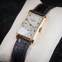 Patek Philippe Vintage Gelbgold 22mm Silber Arabisch Deutschland, Hamm