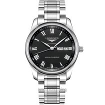 Longines Master Collection L29104516 new