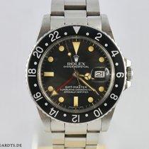 Rolex GMT 16750 LC400 Baujahr 1984 +Papiere+Box usw.