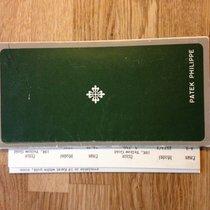 Patek Philippe Catalog Katalog 1968