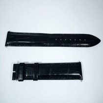 Jaeger-LeCoultre Alligator 20/18mm Black