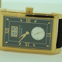 A. Lange & Söhne Cabaret Yellow gold 25.5mm Black Roman numerals United States of America, New York, Greenvale