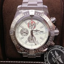 Breitling Super Avenger II A13371 - Box & Papers 2015