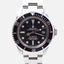 Rolex Sea Dweller 1665 Mark II Rail Dial