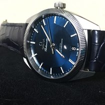 Omega CONSTELLATION GLOBEMASTER  39mm CO-AXIAL MASTER CRONO Steel