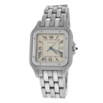 Cartier Unisex  Panthere Jumbo 29MM 1300 Stainless Steel