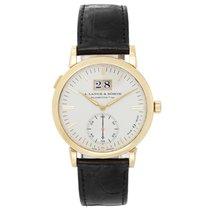 A. Lange & Söhne Langematik 18K yellow Gold Men's Watch
