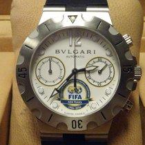 Bulgari Diagono FIFA Limited edition