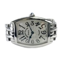 Franck Muller Steel Quartz 1752 QZ pre-owned