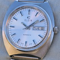 Elgin Steel 42mm Automatic pre-owned